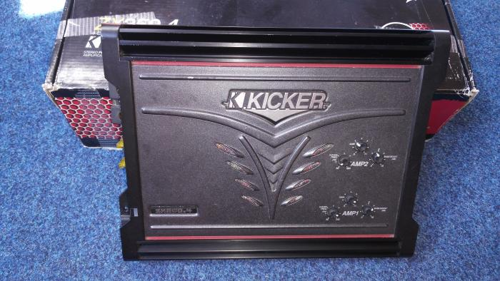 p kicker zx350 4 bazar autohifi forum auto hi fi. Black Bedroom Furniture Sets. Home Design Ideas