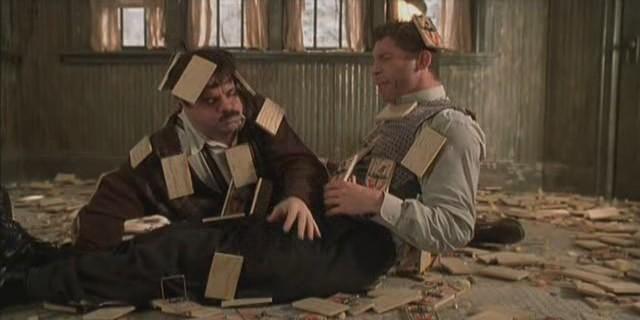 Re: Hon na myš / Mousehunt (1997)